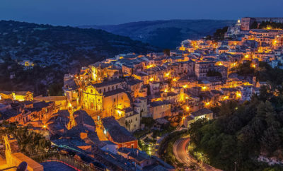 Discovering Ragusa, a Unesco Heritage City