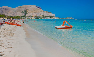 The most famous beaches in the province of Palermo