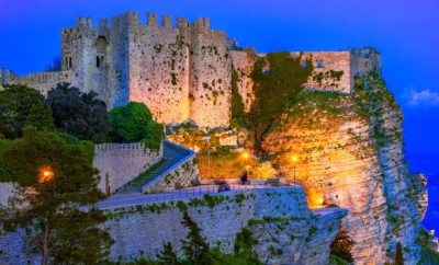 Erice: The town founded by the Trojans