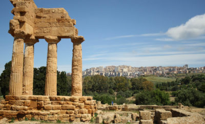 The most important monuments of Agrigento